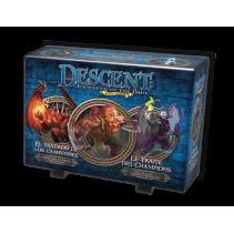 Descent 2ª Edición: El tratado de los campeones