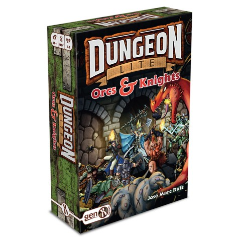 Dungeon Lite: Orcs and Knights