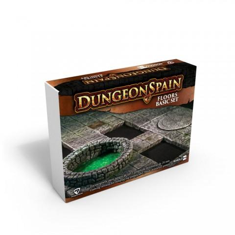 Dungeon Spain: Floors Basic Set