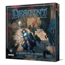Descent 2ª Edición: La Mansión de los Cuervos