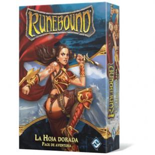 Runebound tercera edición:  La Hoja dorada