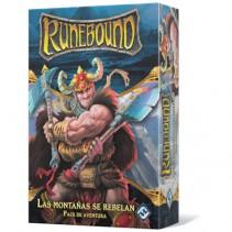 Runebound tercera edición:  Las montañas se rebelan