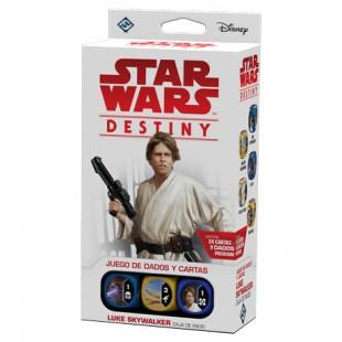 Star Wars Destiny - Caja de inicio: Luke Skywalker