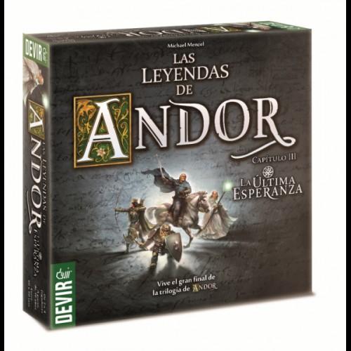 Las leyendas de Andor: La última