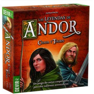 Las Leyendas de Andor: Chada y Thor