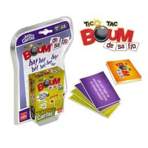 Tic Tac Boum: Desafio