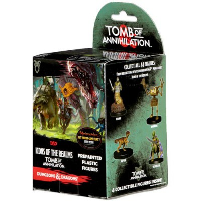 D&D: Tomb of Annihilation – Booster