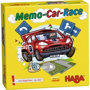 Memo Carrera de coches