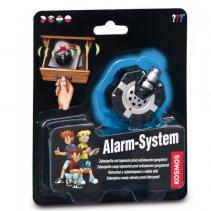 Los Tres Detectives: Sistema de alarma