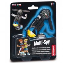 Los Tres Detectives: Multi-espía