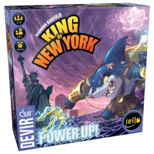 King of New York: Power Up! (Castellano)