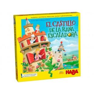 El castillo de la Rana Escaladora
