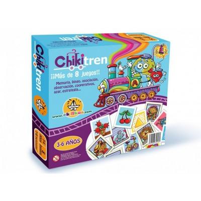 ChikiTren - Primeros Juegos de mesa