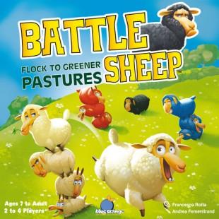 Battle Sheep [Batalla de ovejas]