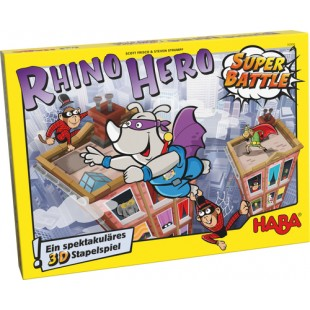 Rhino Hero- Super Battles