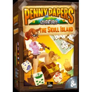 Penny Papers: La isla de la Calaveras