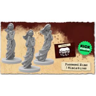 Lobotomy: 3x Possesed Nuns