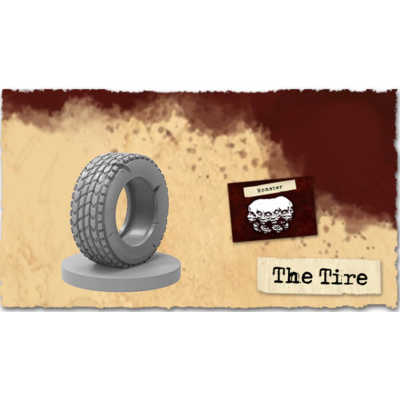 Lobotomy: The Tire