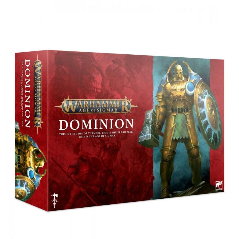 Dominion (Castellano) - Caja de lanzamiento Warhammer Age Of Sigmar