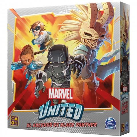 Marvel United: El ascenso de Black Panther