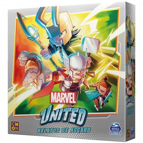 Marvel United: Relatos de Asgard