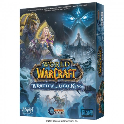 [Preventa 30/11/2021]  World of Warcraft: Wrath of the Lich King