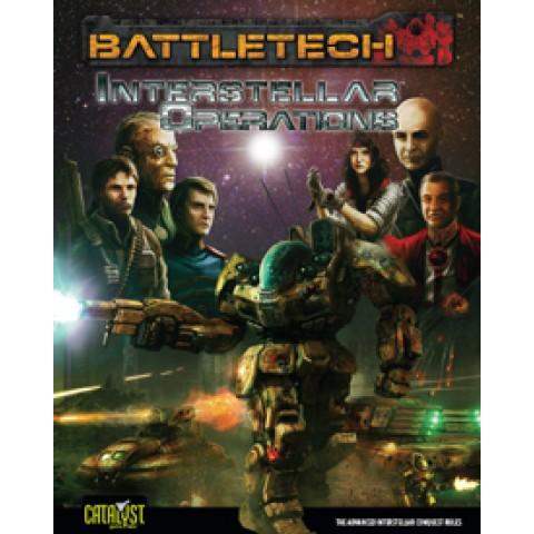 Battletech Interstellar Operations