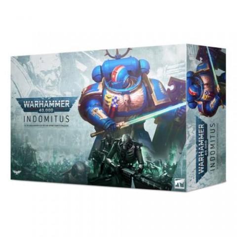 Indomitus (Castellano) - Caja de lanzamiento Warhammer 40,000