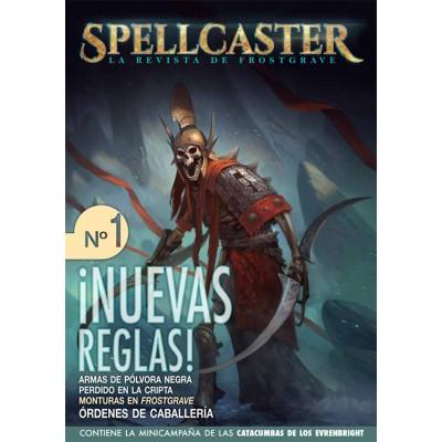 Frostgrave: SpellCaster 1