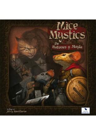 Mice and Mystics  (Castellano) + miniaturas promo