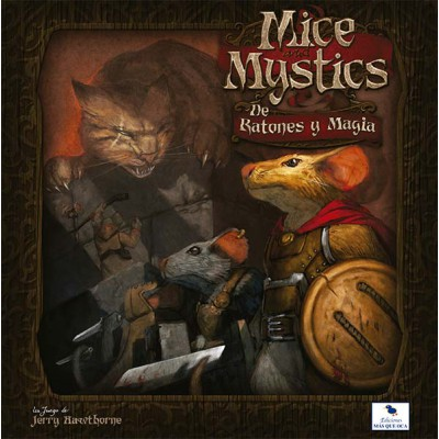 Mice and Mystics  (Castellano) + miniaturas promo