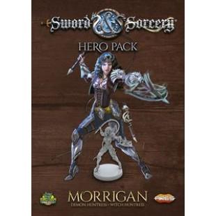 Sword & Sorcery: Set de Héroe – Morrigan