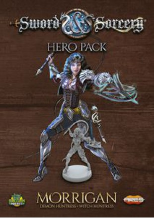 Sword & Sorcery: Hero Pack – Morrigan