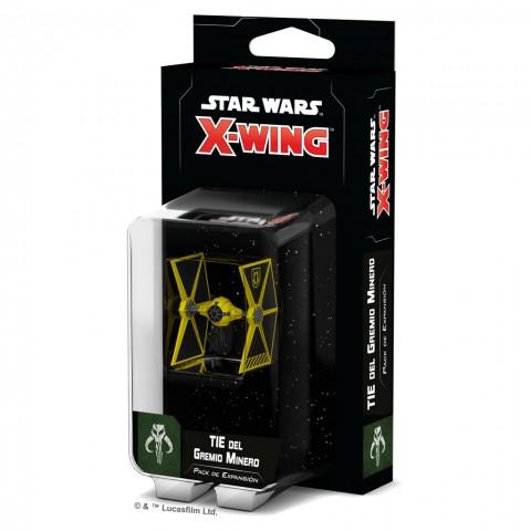 Star Wars X-Wing Segunda Edición: Tie del Gremio Minero