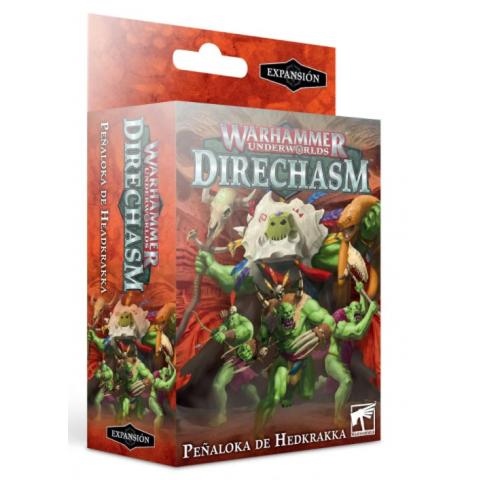 Warhammer Underworlds: Direchasm – Peñaloka de Hedkrakka