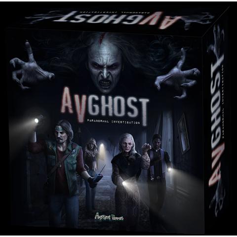 AV Ghost: Paranormal Investigation