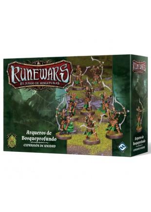 RuneWars: Arqueros Bosqueprofundo