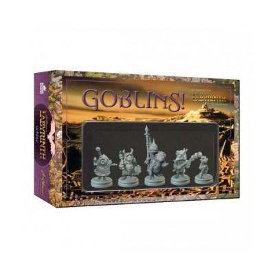 Dentro del Laberinto: Expansión Goblins (Castellano)