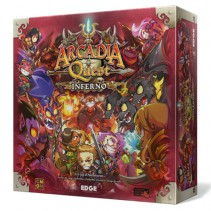 Arcadia Quest: Inferno (Castellano)