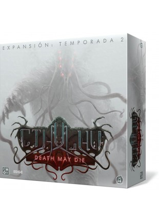 Cthulhu: Death May Die Season 2