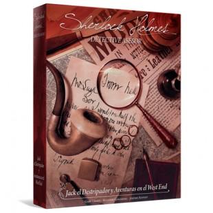 Sherlock Holmes: Detective Asesor - Jack el Destripador y Aventuras en el West End