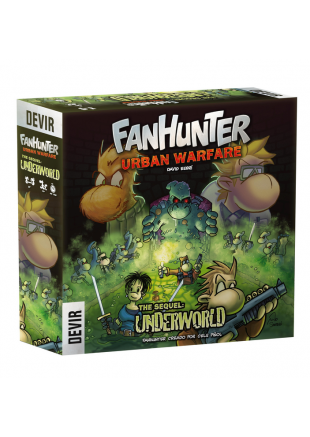 Fanhunter: Urban Warfare The Sequel- Underworld