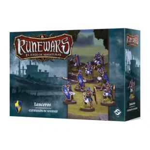 RuneWars: Lanceros