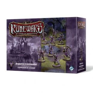 RuneWars: Arqueros reanimados