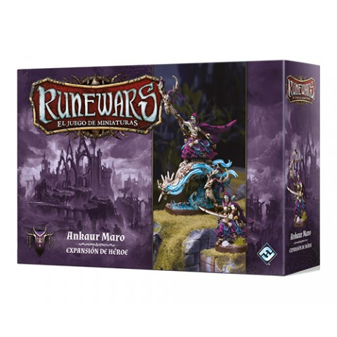 RuneWars: Ankaur Maro