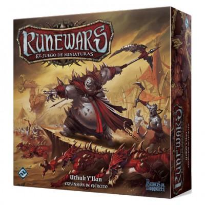 RuneWars: Uthuk Y'llan (Expansión de ejército)