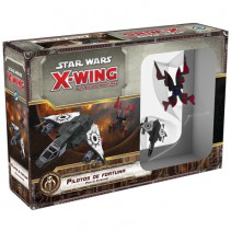 Star Wars X-Wing: Pilotos de Fortuna