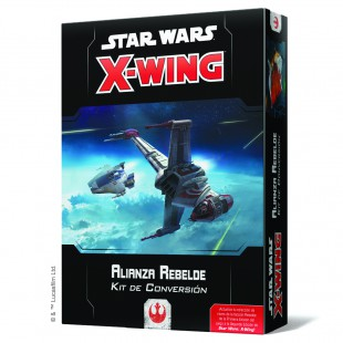 Star Wars X-Wing: Alianza Rebelde -Kit de Conversión