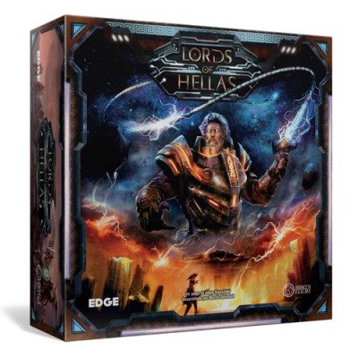 Lords of Hellas + miniatura promocional