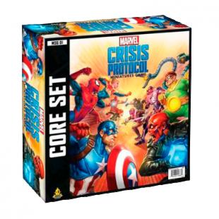 Marvel: Crisis Protocol Core Set